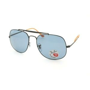 Ray Ban RB 3561 General Sunglasses 9107/52 Black